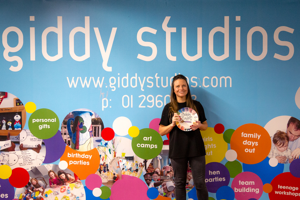 Sunday Stories – Meet Helena Dilleen Of Giddy Studios