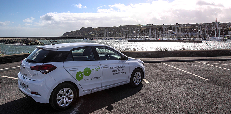 GoCar, Dublin's Efficient Car-Sharing Service