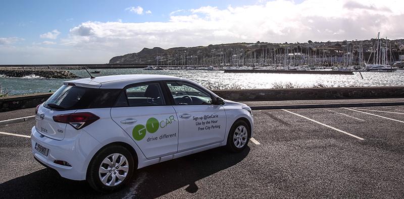 GoCar, Dublin's Efficient Car-Sharing Service